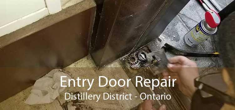 Entry Door Repair Distillery District - Ontario