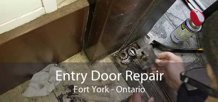 Entry Door Repair Fort York - Ontario