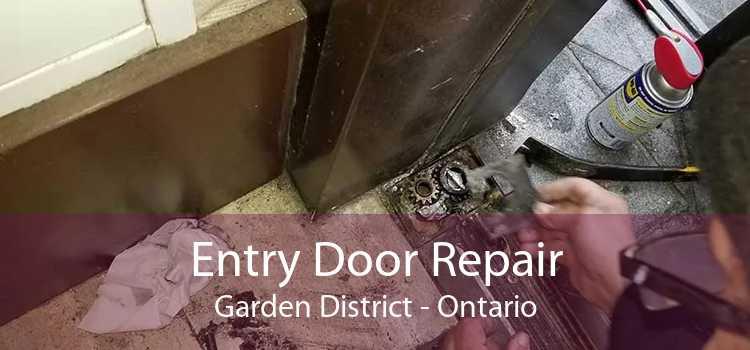 Entry Door Repair Garden District - Ontario