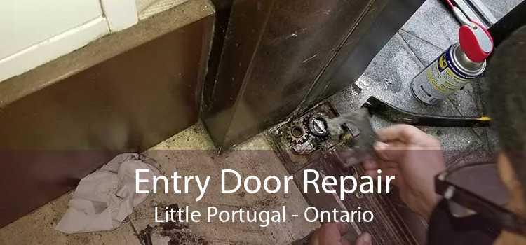 Entry Door Repair Little Portugal - Ontario