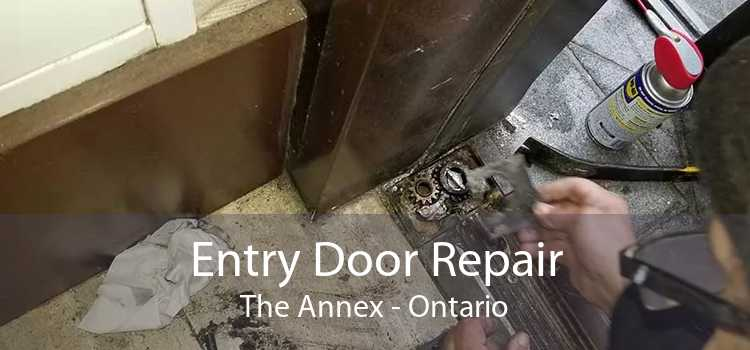 Entry Door Repair The Annex - Ontario