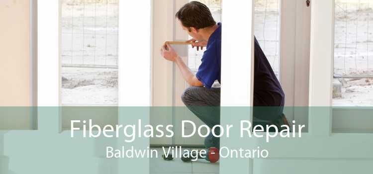 Fiberglass Door Repair Baldwin Village - Ontario