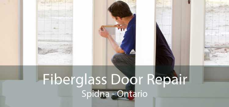 Fiberglass Door Repair Spidna - Ontario