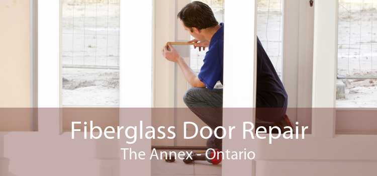 Fiberglass Door Repair The Annex - Ontario