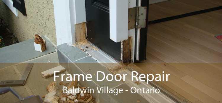 Frame Door Repair Baldwin Village - Ontario