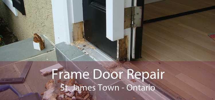 Frame Door Repair St. James Town - Ontario