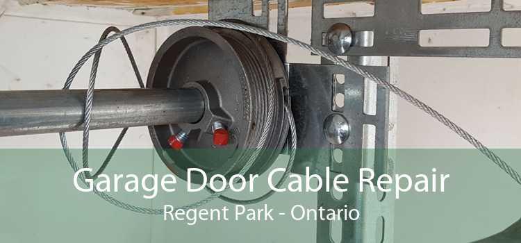 Garage Door Cable Repair Regent Park - Ontario