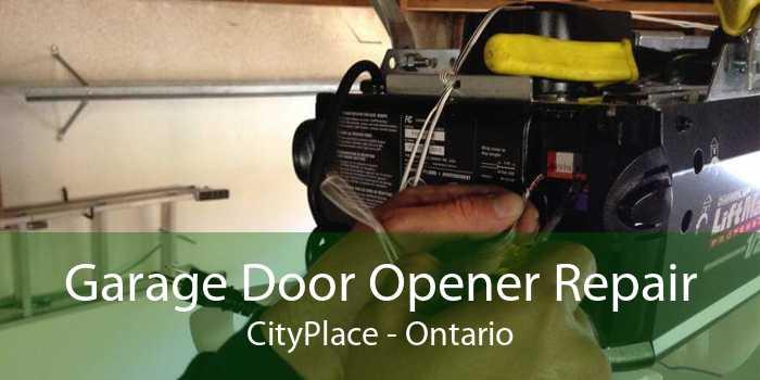 Garage Door Opener Repair CityPlace - Ontario