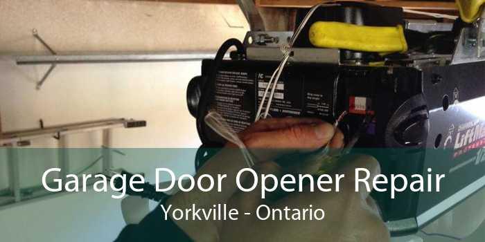 Garage Door Opener Repair Yorkville - Ontario