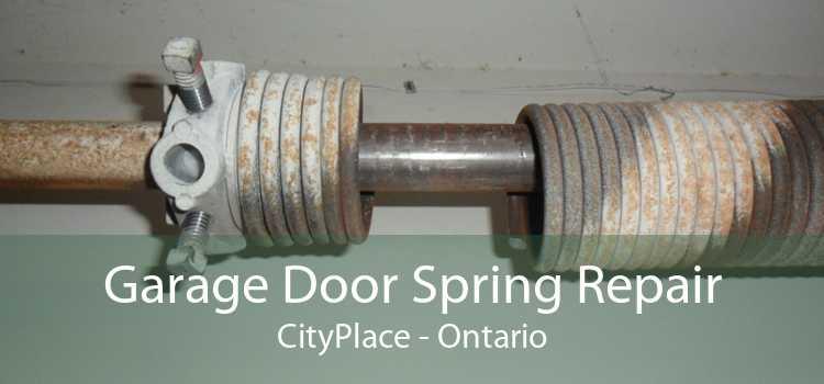Garage Door Spring Repair CityPlace - Ontario
