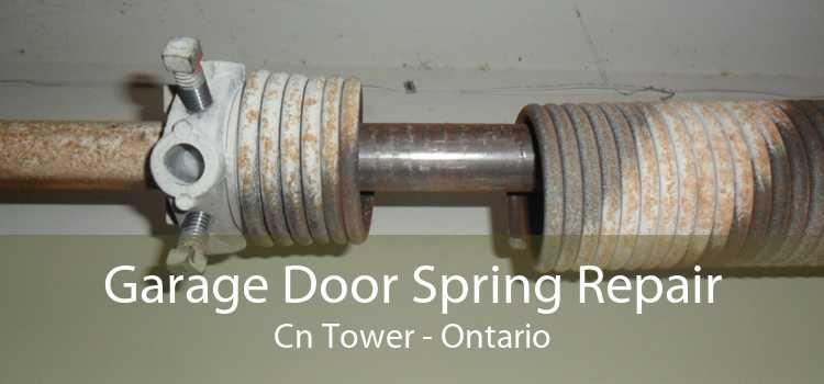 Garage Door Spring Repair Cn Tower - Ontario