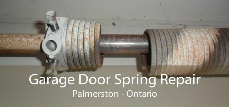 Garage Door Spring Repair Palmerston - Ontario