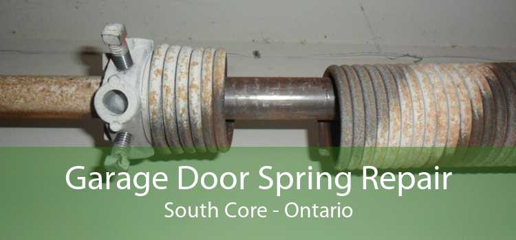 Garage Door Spring Repair South Core - Ontario