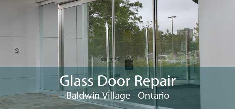 Glass Door Repair Baldwin Village - Ontario