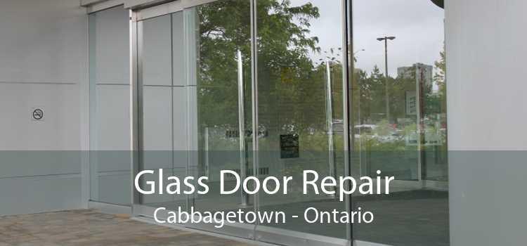 Glass Door Repair Cabbagetown - Ontario