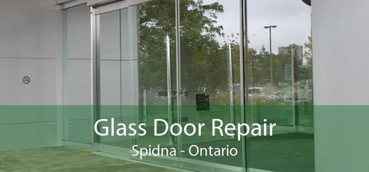 Glass Door Repair Spidna - Ontario