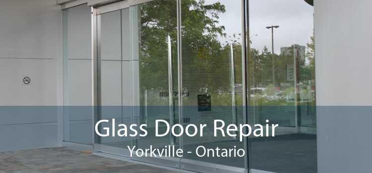 Glass Door Repair Yorkville - Ontario