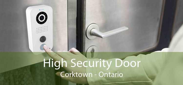 High Security Door Corktown - Ontario