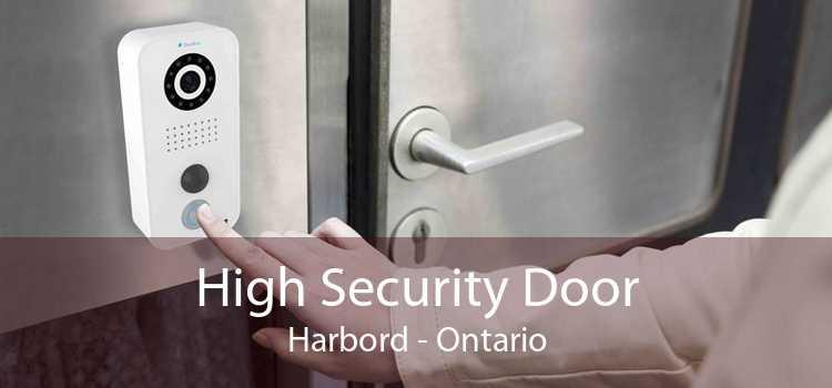 High Security Door Harbord - Ontario