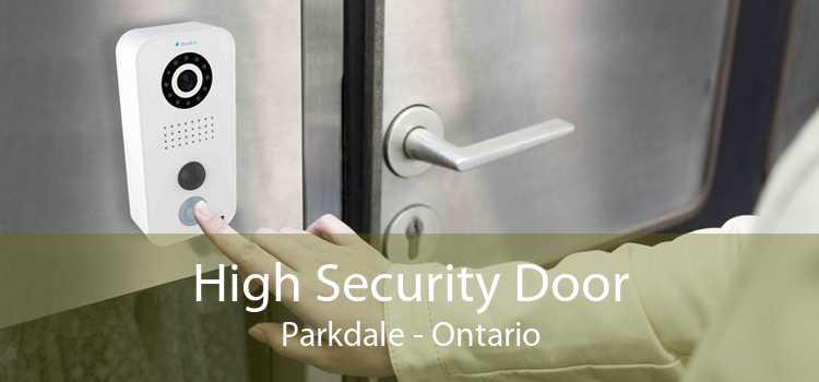 High Security Door Parkdale - Ontario