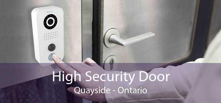 High Security Door Quayside - Ontario