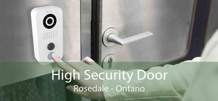 High Security Door Rosedale - Ontario