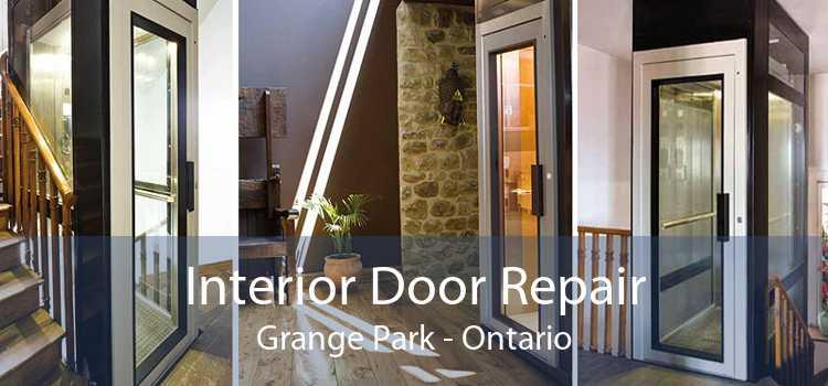 Interior Door Repair Grange Park - Ontario
