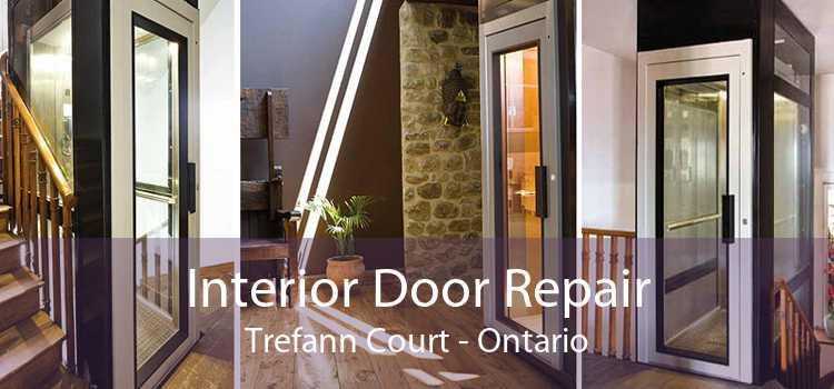 Interior Door Repair Trefann Court - Ontario
