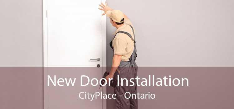 New Door Installation CityPlace - Ontario