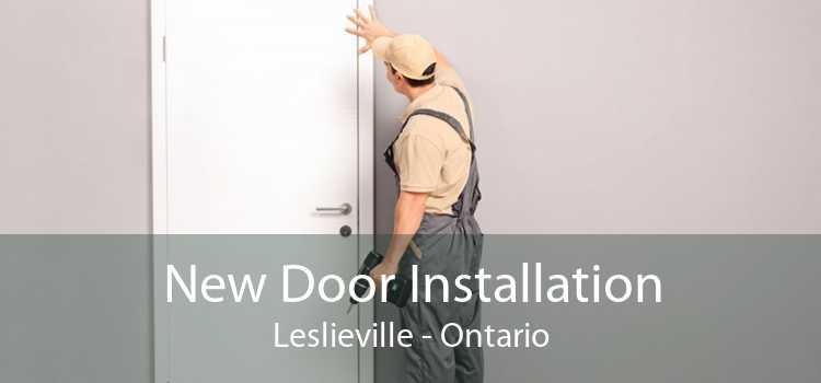 New Door Installation Leslieville - Ontario