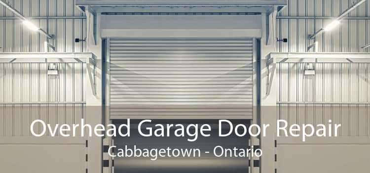 Overhead Garage Door Repair Cabbagetown - Ontario