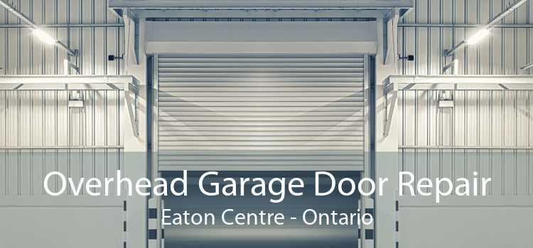 Overhead Garage Door Repair Eaton Centre - Ontario