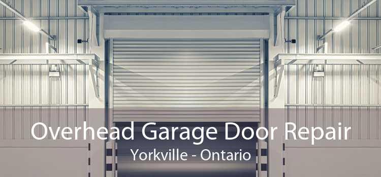 Overhead Garage Door Repair Yorkville - Ontario