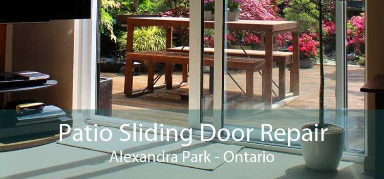 Patio Sliding Door Repair Alexandra Park - Ontario