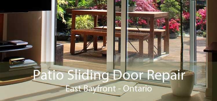 Patio Sliding Door Repair East Bayfront - Ontario