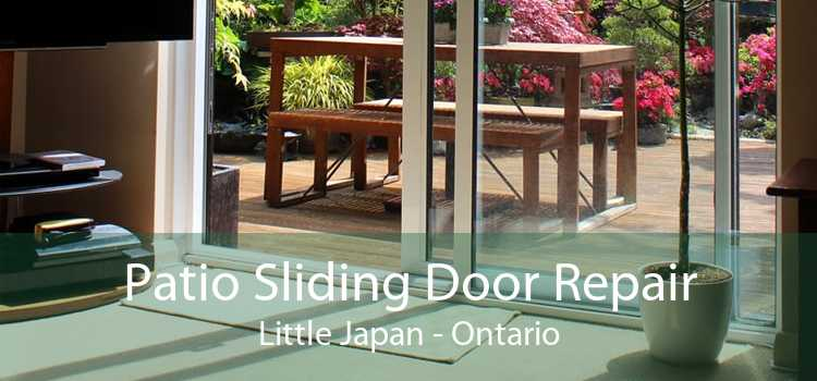 Patio Sliding Door Repair Little Japan - Ontario