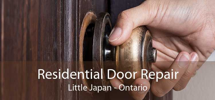 Residential Door Repair Little Japan - Ontario