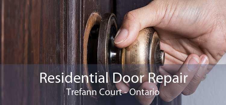 Residential Door Repair Trefann Court - Ontario