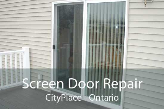 Screen Door Repair CityPlace - Ontario