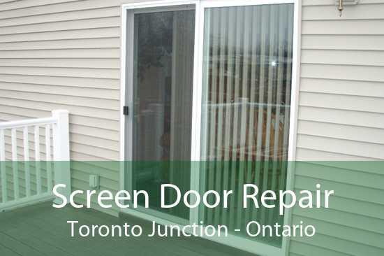 Screen Door Repair Toronto Junction - Ontario