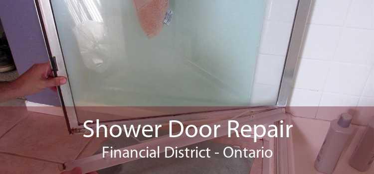 Shower Door Repair Financial District - Ontario