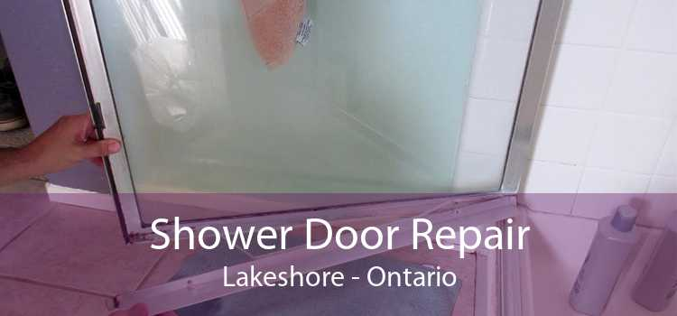 Shower Door Repair Lakeshore - Ontario