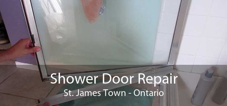 Shower Door Repair St. James Town - Ontario