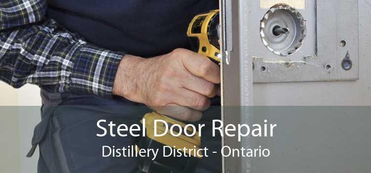 Steel Door Repair Distillery District - Ontario