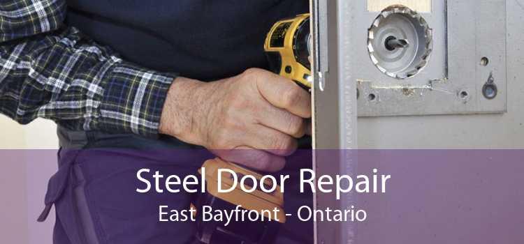 Steel Door Repair East Bayfront - Ontario
