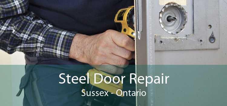 Steel Door Repair Sussex - Ontario