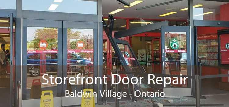 Storefront Door Repair Baldwin Village - Ontario