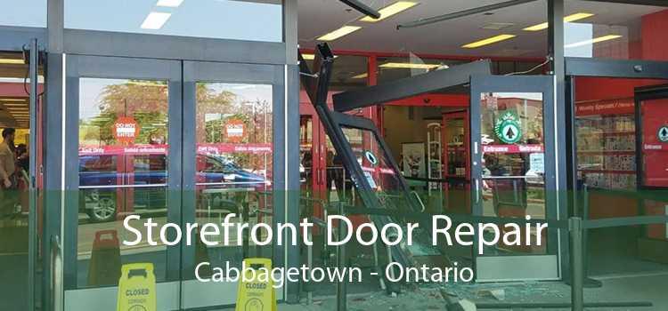 Storefront Door Repair Cabbagetown - Ontario