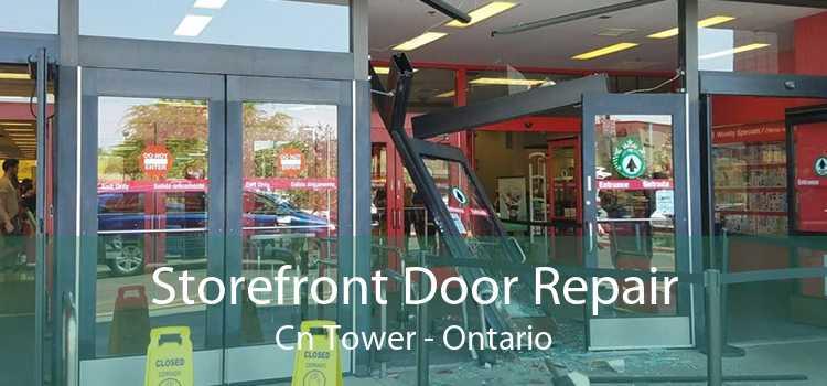 Storefront Door Repair Cn Tower - Ontario