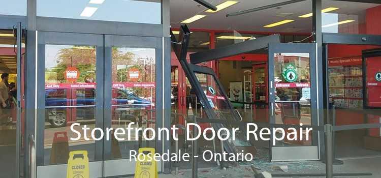 Storefront Door Repair Rosedale - Ontario